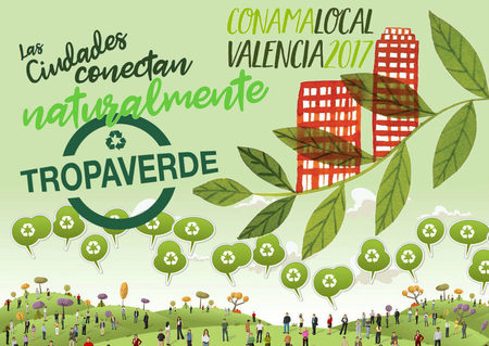 Tropa Verde estará en Conama Local Valencia 2017